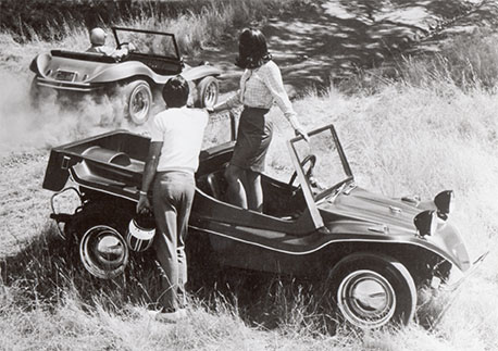 Image of Kellison Dune Buggies